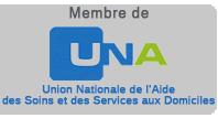 Logo membre de UNA